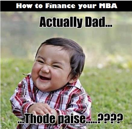 MBA cost in India USA UK