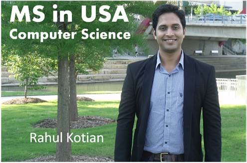 MS in Computer Science in USA