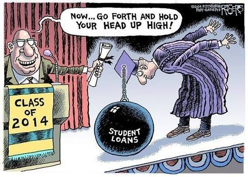 Reduce student loans