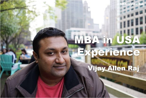 Experiences of an Indian student in a Top USA Marketing MBA program
