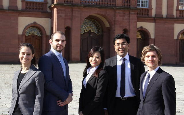 Mannheim MBA in Germany