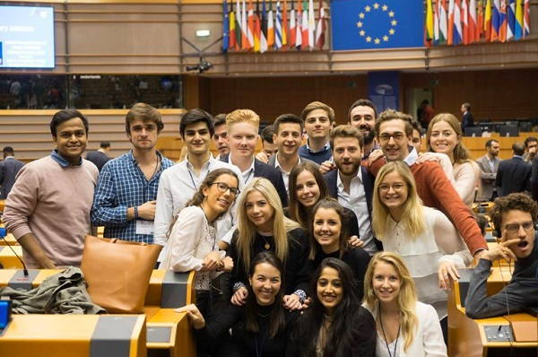 MiM student experience in Europe: Master in Management