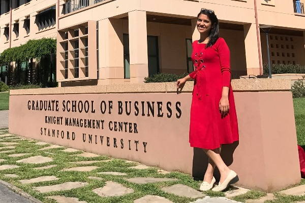 Stanford GSB MBA international student