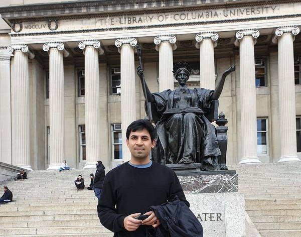 Ivy League admit after 30: Columbia MBA applicant blog