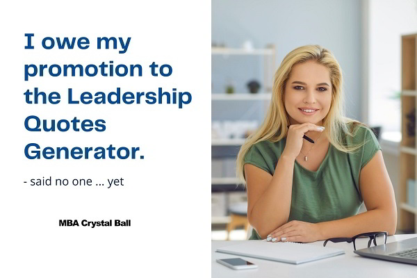 Funny Leadership Management Quotes