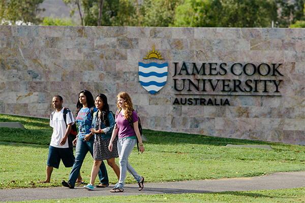 James Cook University Review